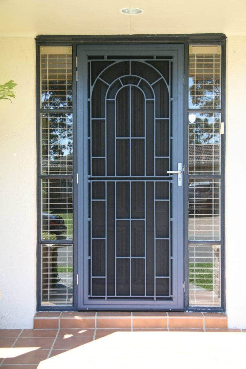 decorative security screen doors. Decorative Grille Security Door Motif Screen Doors P