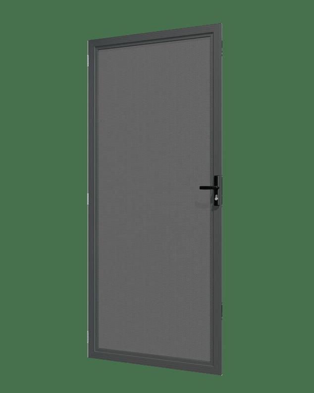security screen doors hinged